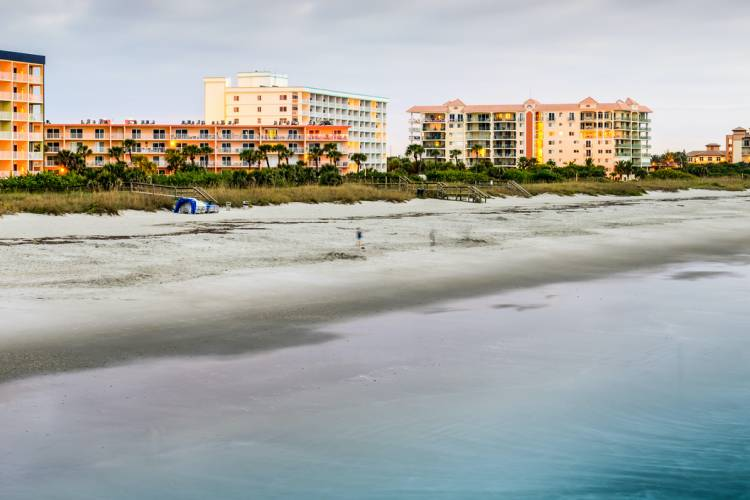 Cocoa Beach Resort Communities